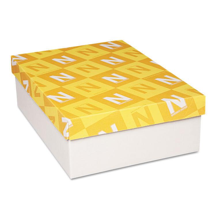 Neenah Paper Classic Crest #10 Envelope Avon White 500/Box 6553000