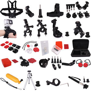 Chest Head Tripod Floaty Roll Cage Mount Accessories For