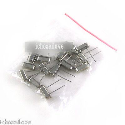 15 Values 15pcs Crystal Oscillator Kit 11.0592m 12m 32.768k 16m