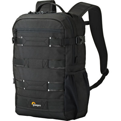 Lowepro ViewPoint BP 250 Backpack for DJI Mavic Drone Action SLR Cameras (Black)