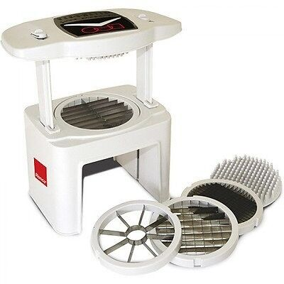 Ronco FS100200GEN VegoMatic Food Chopper and Slicer, New, Free Shipping