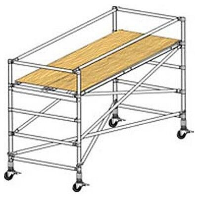 New Scaffolding Wide Span Adjustable Base Section 6l