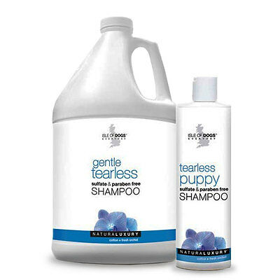 Isle of Dogs Tearless Puppy Shampoo Sulfate And Paraben F...