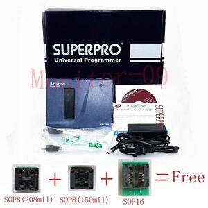 Original Xeltek USB Superpro 610P Universal  IC Device Programmer-NEW