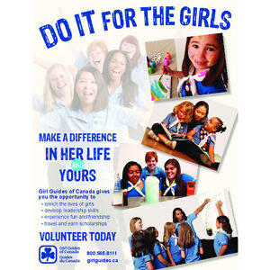Leaders for Girl Guides of Canada