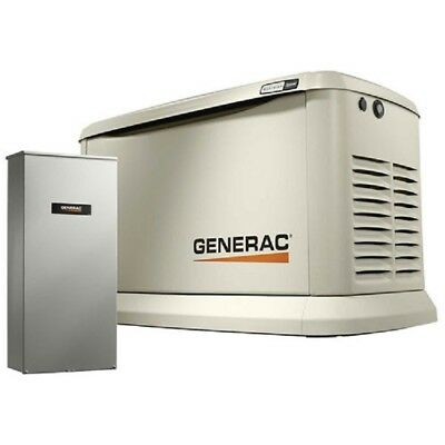 New Generac 19.522kw120240 1-phaseair Cooled Guardian Generatornglp