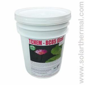 Solar Thermal System Cleaner TCHEM-BC85 (Eco), 5.25 US Gal (19.9L) Pail