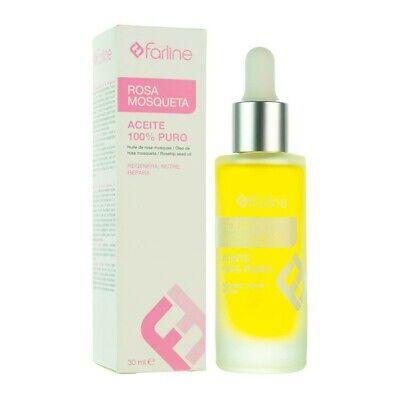 Farline Aceite de Rosa Mosqueta, 30 ml