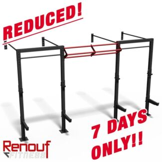 CrossFit Rig Wall Mounted 15A - Cage Cell - Gym Fitness Equipment Osborne Park Stirling Area Preview