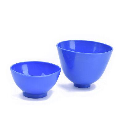 Dental Lab Flexible Mixing Bowl Flexible Rubber Mixing Bowl 1pc