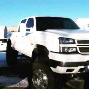 Lifted 2006 Chevrolet Silverado 2500