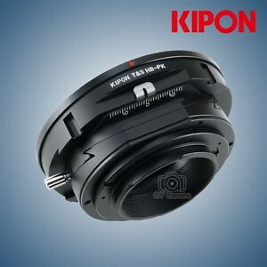 Kipon-Tilt-Shift-Adapter-for-Hasselblad-V-Mount-CF-Lens-to-Pentax-K-Camera