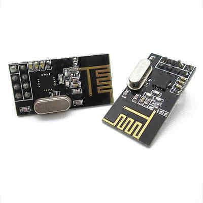 2pcs Arduino Nrf24l01 2.4ghz Wireless Rf Transceiver Module New