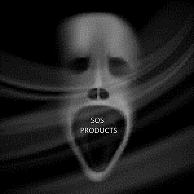 SOS PARANORMAL PRODUCTS 2012