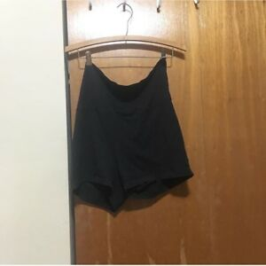 black spandex shorts size xl pick up only