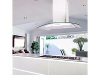 Cooker Extractor Fan - Luxair (for island)