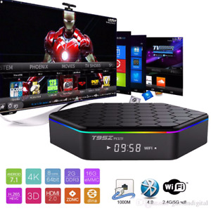T95z Plus Android Boxes