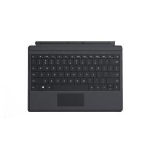 NEW Microsoft Surface 3 Type Cover (Black) & Wireless Adapter - Keyboard Accessory - A7Z-00001