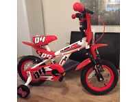 Boys Brand New 12 Inch BMX Bike
