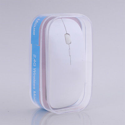 UK IMouse 2.4GHz Wireless Cordless Optical Usb Mouse For Apple Macbook Pro Air