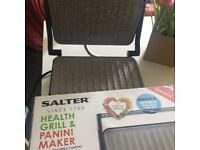 Prand NEW health girl & panini maker
