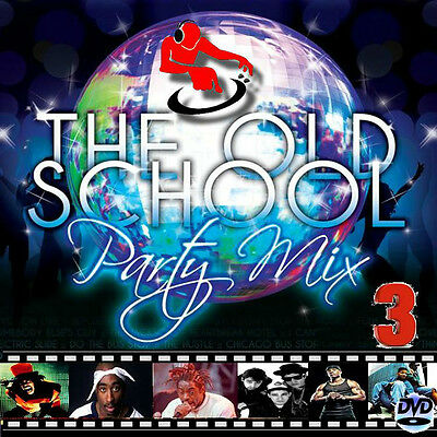 Dj Video Mix   Old Skool Party 3   93 Songs In 1 Mix    Hip Hop Rap Watch Sample
