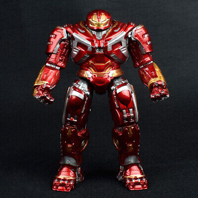 Avengers End Game Iron Man LED Hulkbuster 2.0 Armor Mark 8'' Action Figure - Hulkbuster Armor