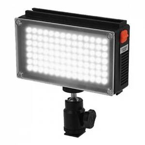 Glanz LED 98A Video Light, as new, inbox, unused