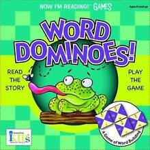 Now I'm Reading. Games: Word Dominoes Joondalup Joondalup Area Preview