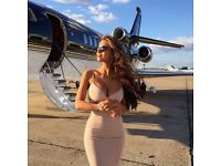2 Seats on a VIP Luxury Private Jet to Paris