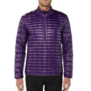 Patagonia Ultralight Down Pullover - Men's Large - Purple