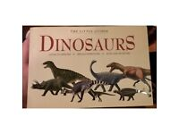 The Little Guides Dinosaurs Book
