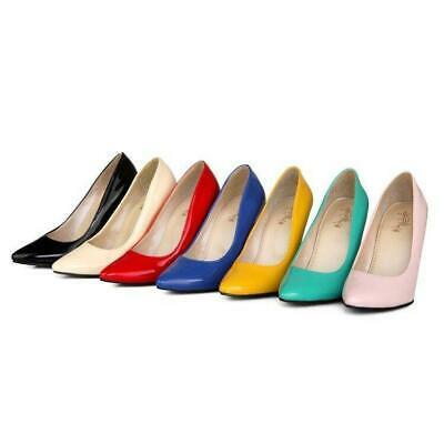 Women Pumps Strappy Stiletto High Heels Party/Wedding Shoes Size free shipping ()