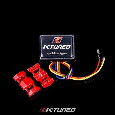K-Tuned Immobilizer / Multiplexor Bypass K-Series Swap ECU 01-04 K20 RSX ECU PLM - K Series Ecu