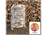 Firewood logs- Scottish Kiln Dried -free delivery mainland Scotland