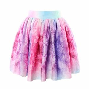 **BRAND NEW** Multi Color Girly Galaxy Flared Skirt Cambridge Kitchener Area image 6