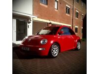 VERY NICE VW BEETLE, PRIVATE PLATE INCUDED, AVAILABLE ANY TIME