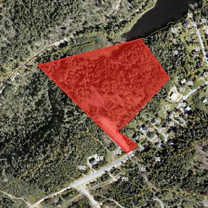 Hilltop 12 Acre Residential Lot. Road & Lake access, 360 views.