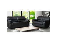 Classic design Candy sofas.... 3+2 seater set or corner sofa/ in black, brown,cream or red
