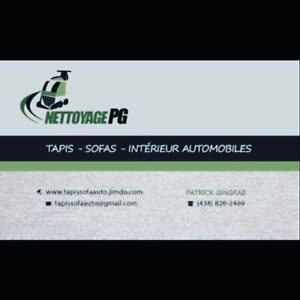 Carpet cleaning, sofas, mattress and car/truck interior