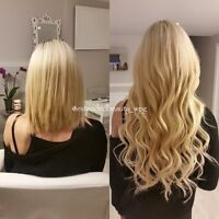 Certified in hair extensions