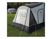 Sunncamp Swift 260 deluxe awning grey