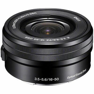 Sony E PZ 16-50mm f/3.5-5.6 OSS Lens SELP1650