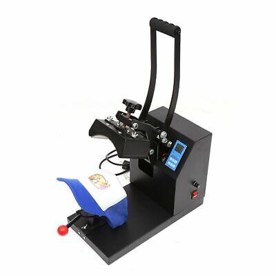 New 110v Golf Cap Heat Press Machine Heat Transfer Machine Diy Print Pattern Hat