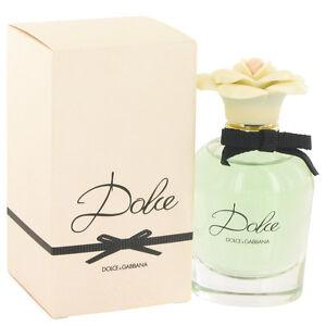 Authentic Dolce & Gabbana Eau De Parfum Spray 75ml