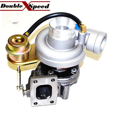 TB25 T25 0.45 A/R 0.49 A/R Turbo Charger  5 Blot Internal wastegated  8 PSI for sale  Baldwin Park