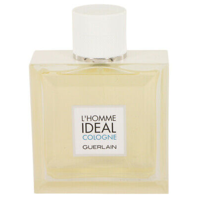 L'homme Ideal Cologne by Guerlain 3.3 oz EDT Spray TESTER for Men New in Box