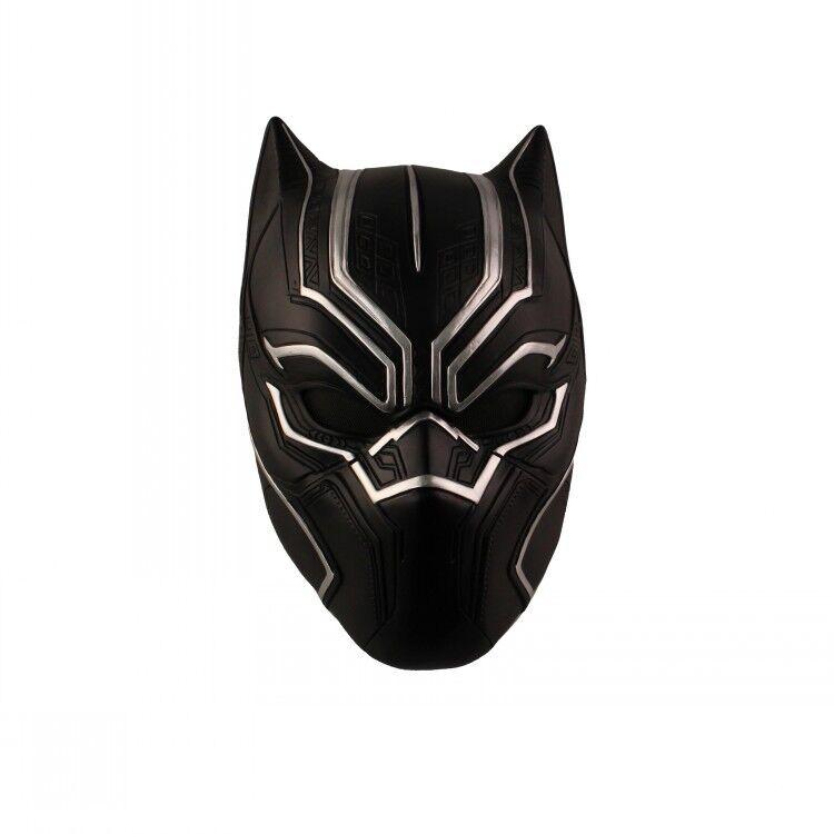 Temperament Schuhe tolle Preise besserer Preis für Details about Captain america Civil War Black Panther Maske Mask Helmet  Helm Kostüm Cosplay