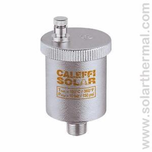 Caleffi Solar - 250 Automatic Air Vent ( 250041A )