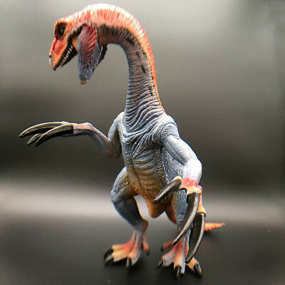 Large Realistic Therizinosaurus Toy Figure Dinosaur Christmas Gift For Boy Kids